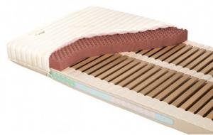 Ortopedická lamelová matrace Sára klasik s roznášecí vrstvou X-dura