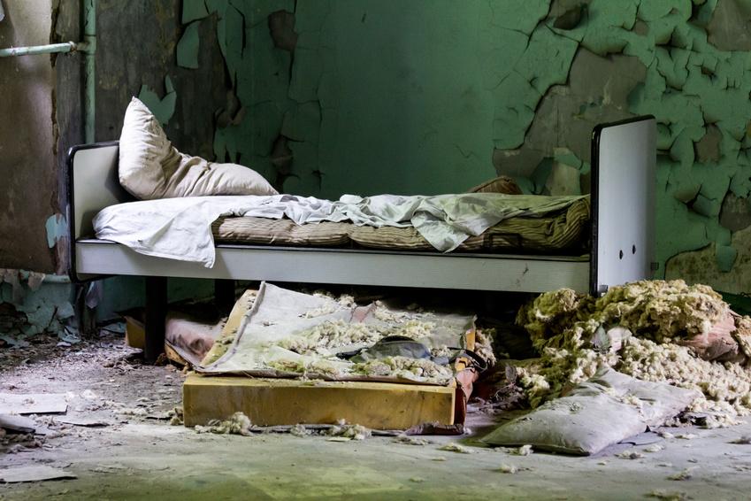 Stará matrace