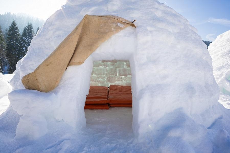 Matrace na mrazu
