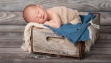Zdravé spaní pro miminko