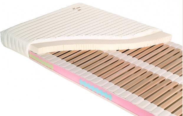 Lamelová matrace Sára klasik